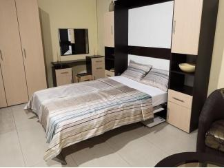 Модульная система для спальни Блюз  - Мебельная фабрика «Элегия»