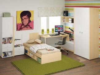 Детская Мегаполис - Мебельная фабрика «Инволюкс»