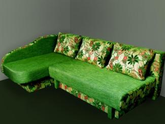 Угловой диван Домино - Мебельная фабрика «Дуэт»