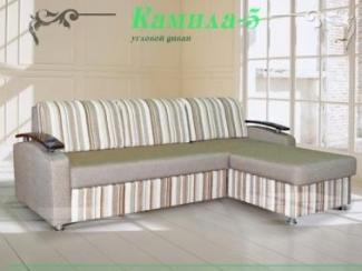 Угловой диван Камила-5 - Мебельная фабрика «Веста»