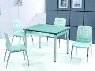 Стол обеденный TB-008/6-2 - Импортёр мебели «Мебель Глобал (Малайзия, Китай, Тайвань)», г. Краснодар