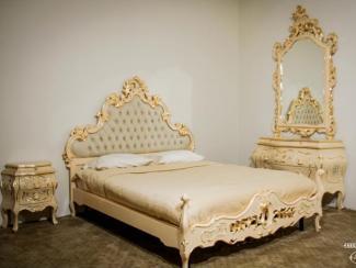 Спальный гарнитур Венеция - Изготовление мебели на заказ «Демидов А.», г. Краснодар