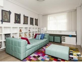 Детский диван-кровать с ортопедическим матрасом Лории - Мебельная фабрика «МебельЛайн»