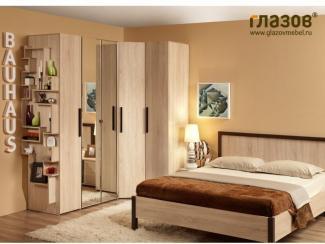 Спальный гарнитур BAUHAUS  - Мебельная фабрика «Глазовская мебельная фабрика»