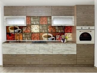 Кухня вместительная Капучино  - Мебельная фабрика «Прометей»