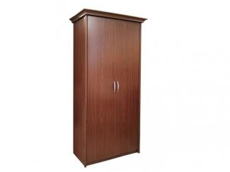 Шкаф платяной  двухстворчатый  - Мебельная фабрика «Балтика мебель»