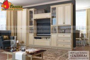 Гостиная Патина 012 - Мебельная фабрика «Галина»