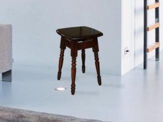 табурет массив дерева (бука) - Мебельная фабрика «Алина-мебель»