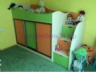 Детская кровать-чердак - Мебельная фабрика «ЛюксМебель24»
