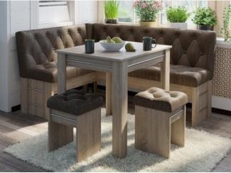 Кухонный уголок Парма - Мебельная фабрика «ТриЯ»