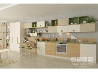 Кухня Глория в сочетании с моделью Памела Манико - Мебельная фабрика «Ликарион»