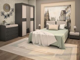 Спальный гарнитур Каштан - Мебельная фабрика «Радо»