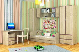 Детская Джульетта - Мебельная фабрика «ТЭКС»