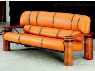 Кожаный диван MESSINA - Импортёр мебели «Arredo Carisma (Австралия)»