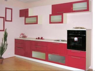 Кухонный гарнитур прямой 34 - Мебельная фабрика «Л-мебель»