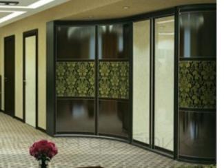 Радиусный шкаф-купе - Мебельная фабрика «Симбирский шкаф»