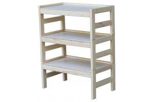 Этажерка деревянная - Мебельная фабрика «Фабрика Детской Игрушки»