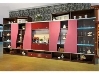 Гостиная стенка 051 - Мебельная фабрика «Mr.Doors»