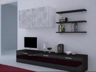 Гостиная indicio black - Мебельная фабрика «Интер-дизайн 2000»