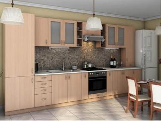 Кухонный гарнитур ЛДСП Бук бавария - Мебельная фабрика «Вся Мебель»