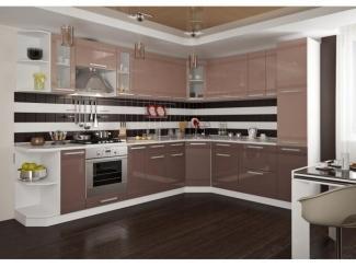 Удобная кухня Пелагея  - Мебельная фабрика «Гермес»