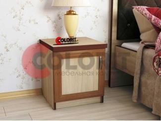 Тумба прикроватная 3 - Мебельная фабрика «Колорит»