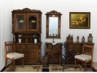 Гостиная из массива Классика  - Мебельная фабрика «Грин Лайн»