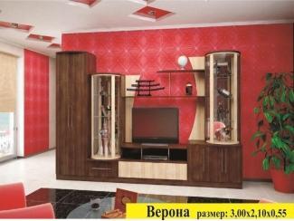 Гостиная Верона - Мебельная фабрика «Мебликон»