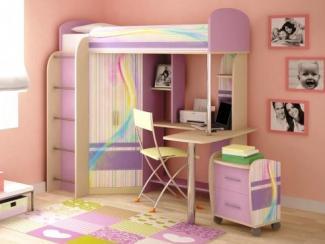 Детская комбинированная Абстракция 3 - Мебельная фабрика «Ивушка»