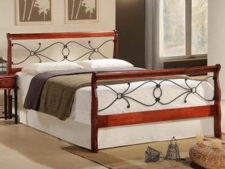 Кровать двухспальная 6132
