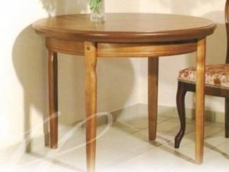 Стол обеденный круглый НМ-414 - Мебельная фабрика «Нижегородец»