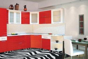 Кухня Модерн 3 с угловой мойкой - Мебельная фабрика «МДН», г. Санкт-Петербург