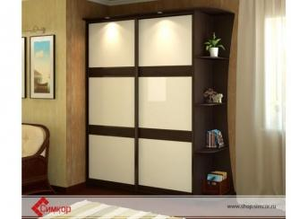 Шкаф-купе 2-х створчатый - Мебельная фабрика «Симкор»