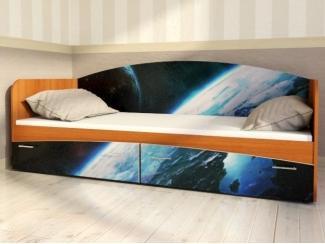Детская кровать фотопечать  - Мебельная фабрика «Ваша мебель»