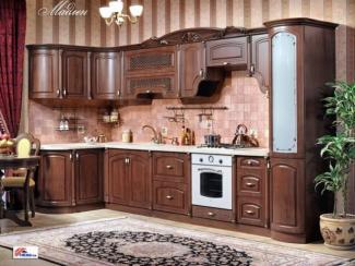 Кухонный гарнитур угловой Мадлен - Салон мебели «Zaman»