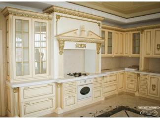 Кухонный гарнитур угловой Валерия - Изготовление мебели на заказ «Демидов А.», г. Краснодар