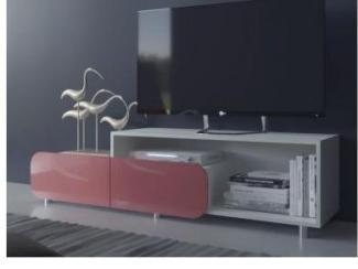Тумба ТВ ЛюксЛайн 6 - Мебельная фабрика «Мебельком»