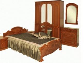 Спальный гарнитур Стелла - Салон мебели «РусьМебель»