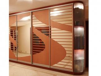 Шкаф-купе 4 - Мебельная фабрика «Форт»