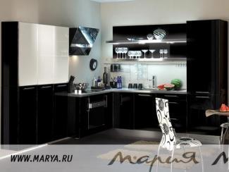 Кухонный гарнитур «Ice» (Модерн) - Мебельная фабрика «Мария»