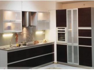 Кухонный гарнитур угловой Мокко - Мебельная фабрика «Московский мебельный альянс»