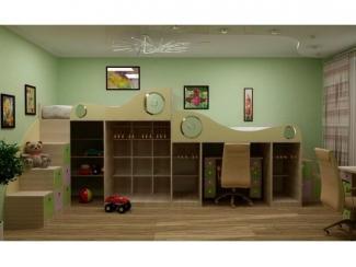 Детская мебель на двоих  - Мебельная фабрика «Передовые технологии дизайна»