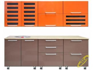 Кухня прямая 80 МДФ - Мебельная фабрика «Трио мебель»