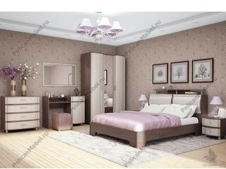 Спальный гарнитур Симона 2 - Мебельная фабрика «Пеликан», г. Пенза