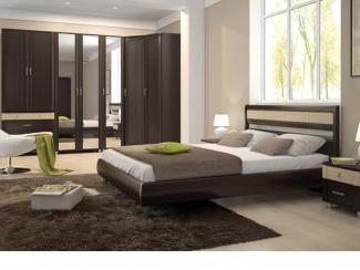 Спальня Эстетика 3 - Мебельная фабрика «Ангстрем (Хитлайн)»