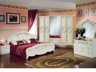 спальный гарнитур «Амбра» - Мебельная фабрика «ИнтерДизайн»