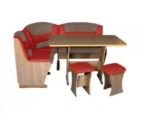 Кухонный уголок Дебют Люкс 1 - Мебельная фабрика «Форс»