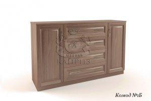 Комод 1Б - Мебельная фабрика «Каприз»