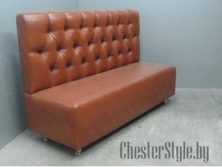Прямой кухонный диван - Мебельная фабрика «ChesterStyle», г. Гродно