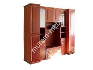 Классическая стенка Лаура  - Мебельная фабрика «Муром-мебель»